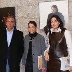 """Presentación del IX Festival de Flamenco de Torrelodones. """"Montoyita"""" con la Alcaldesa y la Concejal de Cultura"""