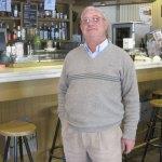Bernardino, propietario del restaurante Zeppelin de Torrelodones y constructor