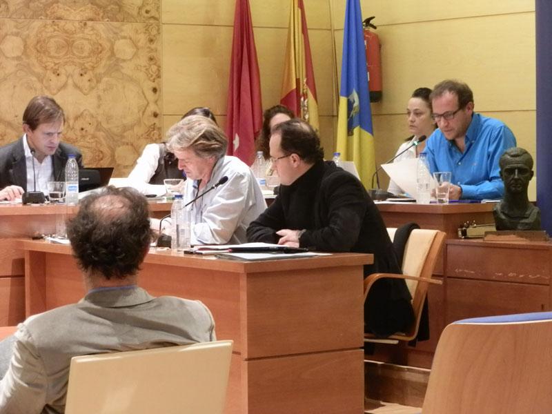 El Concejal de Deportes, Juventud y Fiestas, realiza su descargo en el Pleno en que fue reprobado