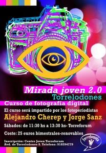 Curso de Fotografía Digital para jóvenes en Torrelodones