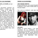 Programa Festival Flamenco Torrelodones 2012