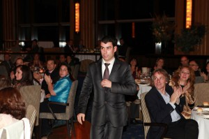 """Restaurante El Pesca recibió el Premio Honorífico """"Lodón de Oro 2012"""" de la Asociación Empresarial de Torrelodones"""