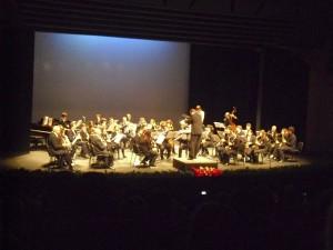 Banda Sinfónica Municipal de Música de Torrelodones y Pequemúsicos
