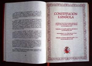 Constitución Española de 1978 (editorial San Millán)