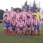 Atlético de Madrid en el II Torneo Juvenil de Fútbol 11 de Torrelodones