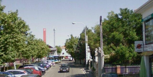 La parada provisional de autobuses de Renfe Torrelodones, será frente al Nº 16 de c/Mingo Alsina (aprox. frente a la ferretería)