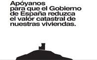 El Ayuntamiento recoge firmas para solicitar la Reducción valor catastral de Torrelodones