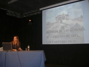 Isabel Perez Van Kappel, Vicepresidenta de la Sociedad Caminera (Foto: cortesía de Fernando Villaverde)