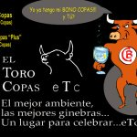 ¡El Bono Copas!