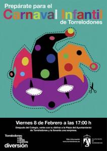 Carnaval Infantil en Torrelodones