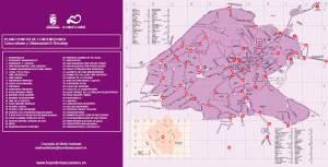 Ubicación de contenedores en Casco Urbano y Urb. El Berzalejo