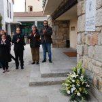 Homenaje a las víctimas del terrorismo, Torrelodones, 11 de marzo de 2013. (Foto: gentileza de J.L.C.)