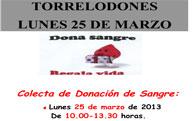 Colecta de Donación de Sangre en Torrelodones