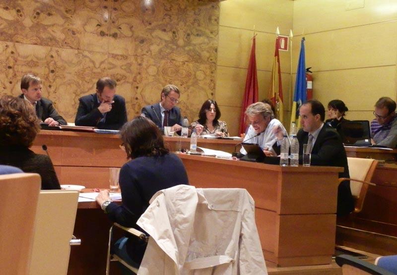 Pleno de Ordenanzas Fiscales 2013