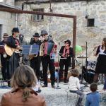 Big Band de Torrelodones en la Feria del Libro