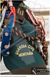 Sección de Rescate e Intervención en Montaña (SEREIM) Foto: www.guardiacivil.es
