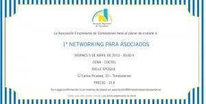 1º Networking de la Asociación Empresarial de Torrelodones