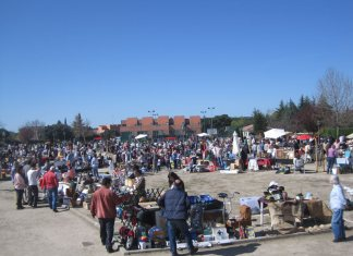 Mercadillo Popular de Torrelodones - 14-04-2013