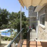 La Casa Rural que dirige Cipriana, tiene piscina, barbacoa, Wi-Fi... y unas vistas increíbles