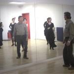 """""""El Güito"""" impartiendo sus clases en Torrelodones"""