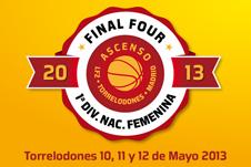 Final Four 1ª División Nacional Femenina - Torrelodones 10, 11 y 12 de mayo 2013