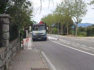 acTÚa denuncia una actuación en la Carretera de Torrelodones