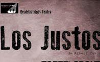 """Teatro: """"Los Justos"""" de Albert Camus"""