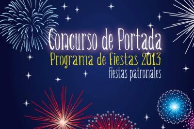 Concurso de Portada del Programa de Fiestas Patronales 2013 de Hoyo de Manzanares