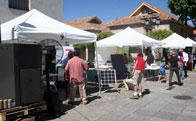 II Feria de ahorro energético de Torrelodones