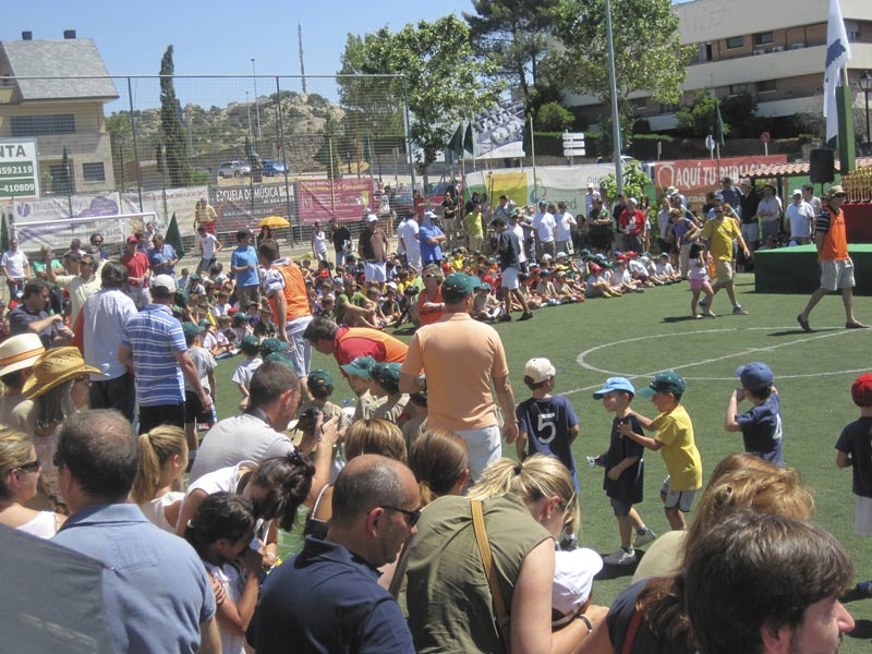 Minifútbol Torrelodones