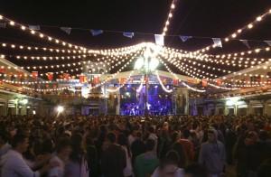 Fiestas de Hoyo de Manzanares - Septiembre 2013