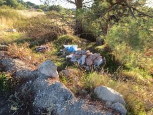 Vereda de la vía - Las Marías, Torrelodones