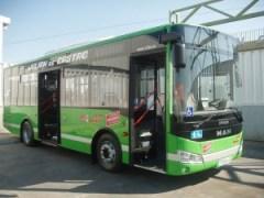 Cambio de paradas en el transporte público urbano de Torrelodones