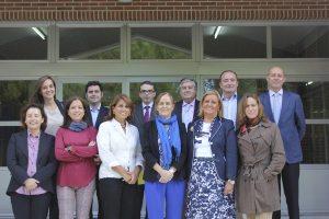 Reunión preparatoria del II Concurso Intermunicipal de Debate UFV