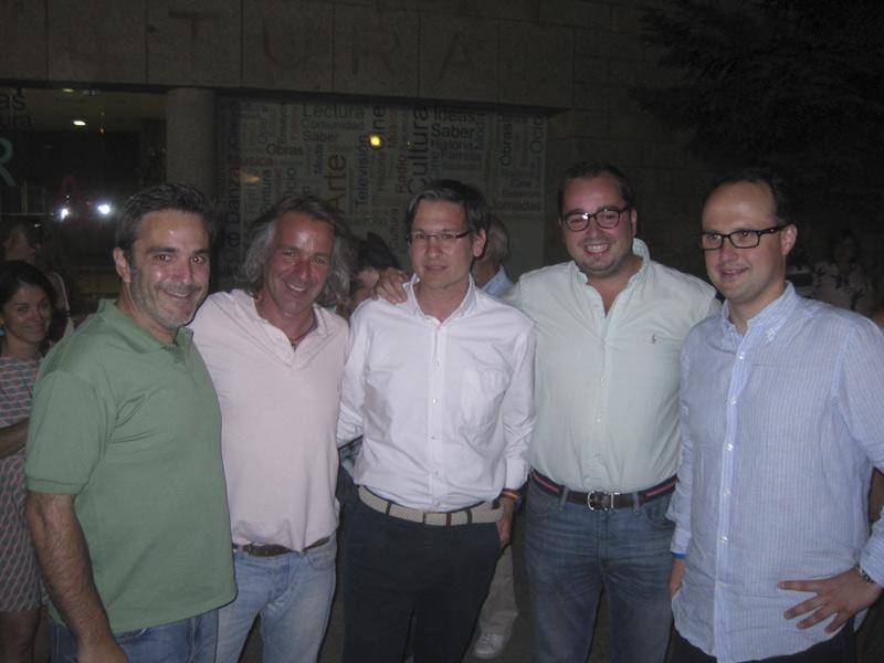 Políticos de Torrelodones de 4 partidos