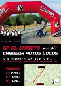 Convocatoria al II GP El Carrito, de Torrelodones