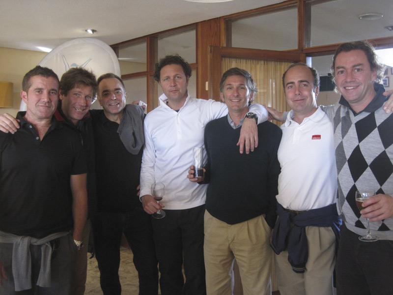 Alberto Bergaz Hoyos, ganador de la Clasificación Scratch I Trofeo de Golf