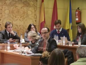 Intervención portavoz PSOE en el Pleno para votar la Moción de Confianza de la alcaldesa
