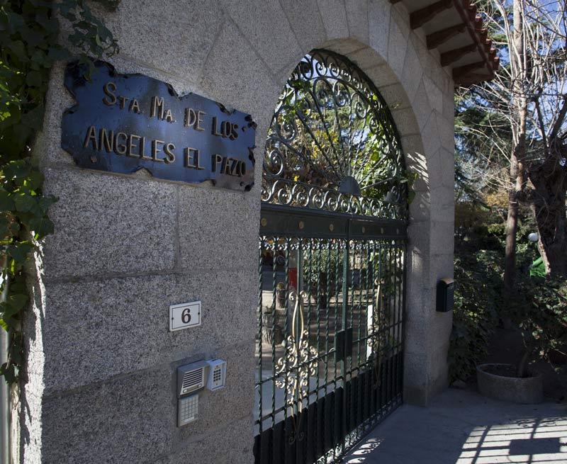 Residencia Parroquial Santa María de los Ángeles, Torrelodones