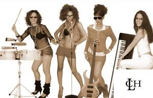Las chicas de La Habana en Marboré Torrelodones