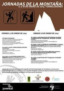 Semana de la Montaña de Torrelodones 2014