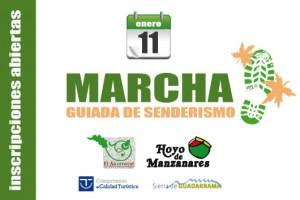 Senderismo: Marcha Guiada por Hoyo de Manzanares