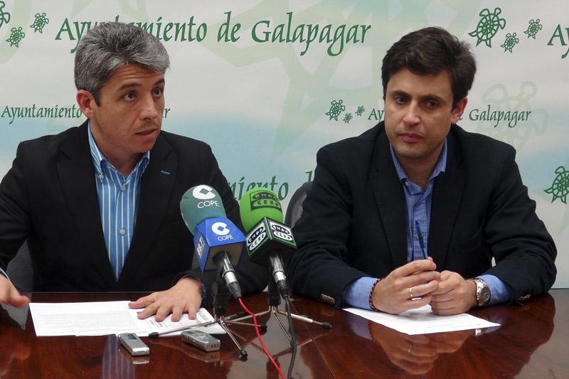 Rueda de Prensa Superávit y bajada de impuestos en Galapagar