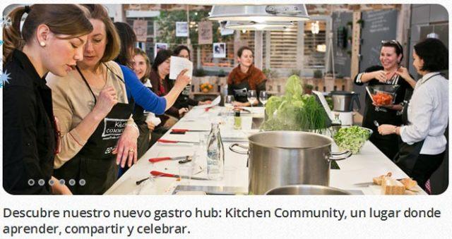 Kitchen Community