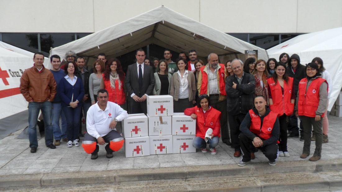 Alianza entre la Universidad Carlos III de Madrid y Cruz Roja Comunidad de Madrid para fines sociales y humanitarios