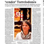 """""""El Mundo"""" se hace eco de las polémicas contrataciones de Vecinos por Torrelodones"""