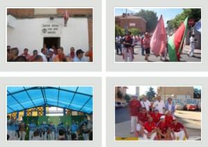 Peña San José Obrero (Imágenes: ColladoVillalba.es)