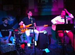 La Banda de La Lola, el próximo viernes 16 de mayo 2014 en Marboré Torrelodones