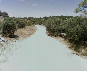 Camino en Torrelodones