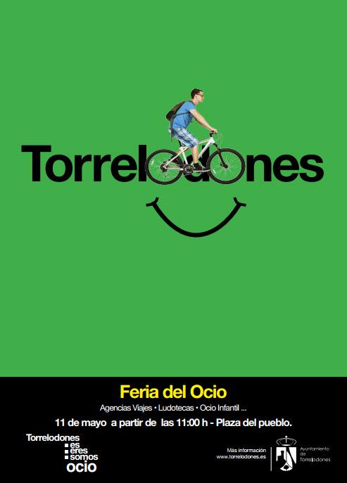 Feria del Ocio en Torrelodones - 11 de mayo 2014 en la Plaza de la Constitución